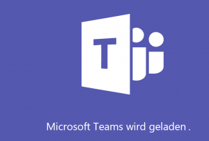 Die MS-Teams-App